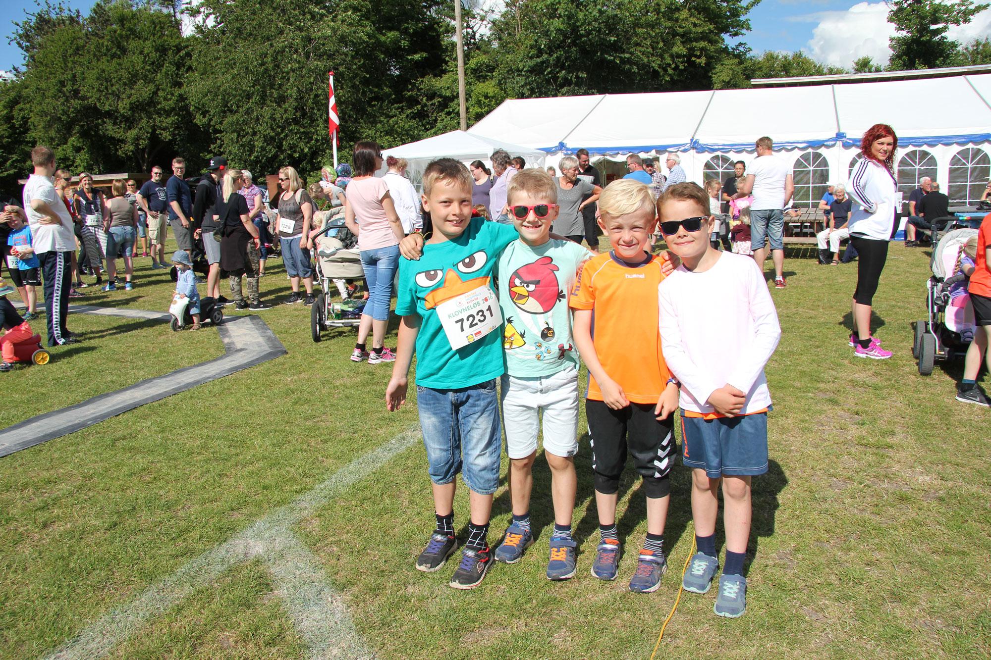 Sommerfest i Tilsted